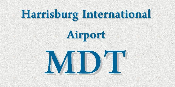 Harrisburg International Airport Code