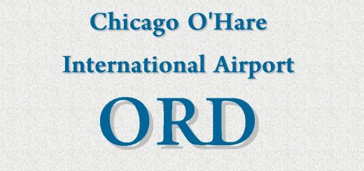 Chicago O'Hare International Airport Code