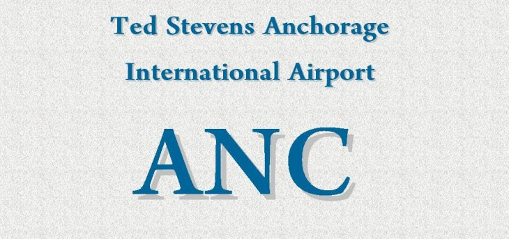 Ted Stevens Anchorage International Airport Code