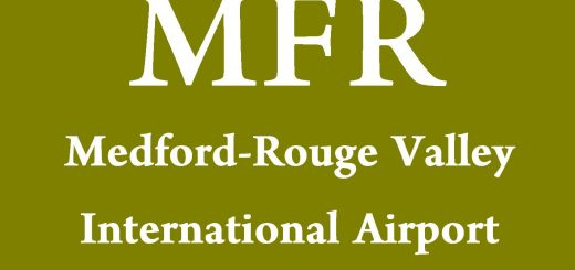 Medford-Rouge Valley International Airport