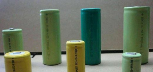 Rechargeable Batteries 1