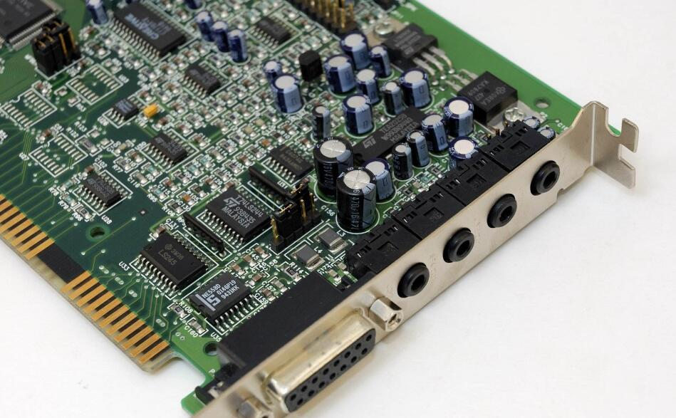Sound Card Key Features 1