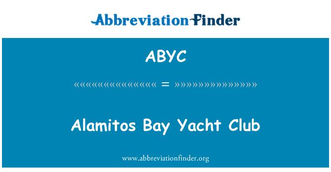 ABYC: Alamitos Bay Yacht Club