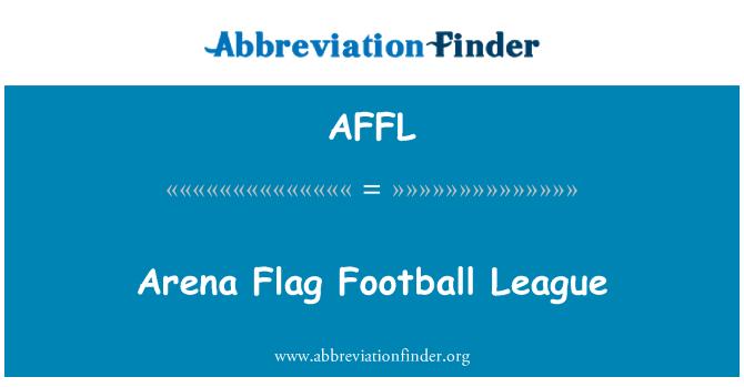 AFFL: Arena Flag Football League