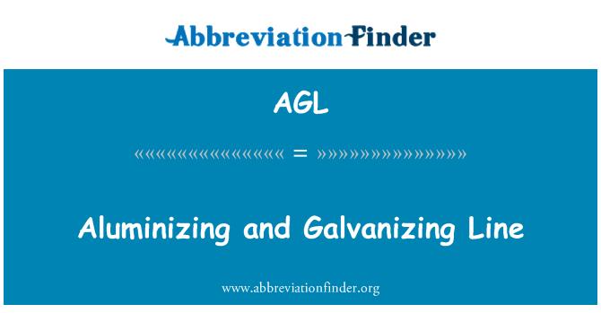 AGL: Aluminizing and Galvanizing Line