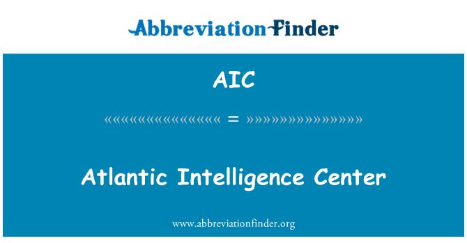 AIC: Atlantic Intelligence Center