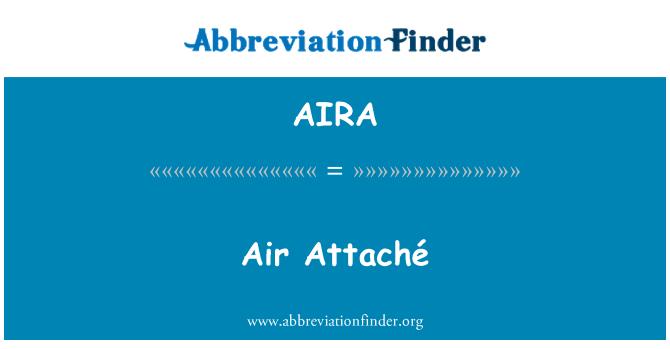 AIRA: Hava Ataşesi