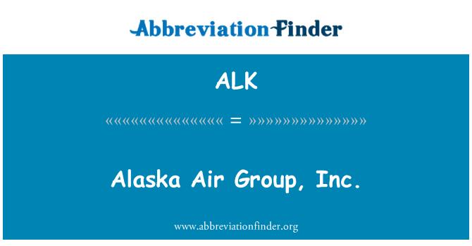 ALK: Alaska Air Group, Inc.