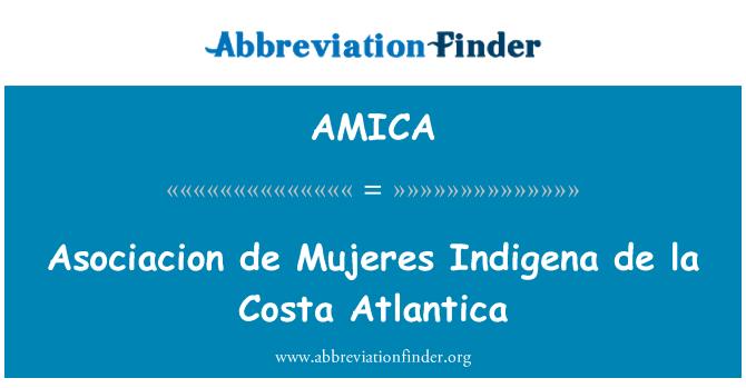 AMICA: Asociacion de Mujeres Indigena de la Costa Atlantica