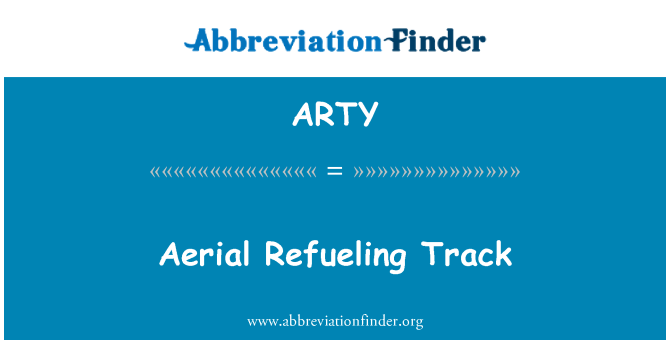 ARTY: 空中加油轨道