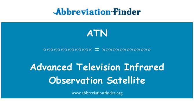 ATN: Advanced Television Infrared Observation Satellite