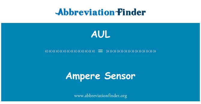 AUL: 安培传感器