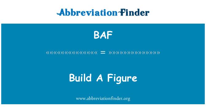 BAF: Build A Figure
