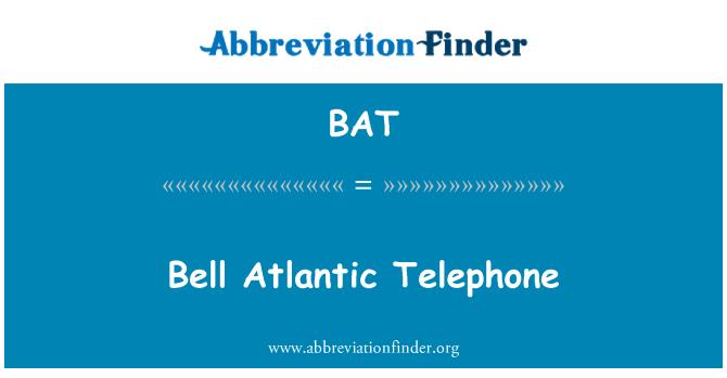 BAT: Bell Atlantic Telephone