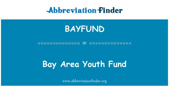 BAYFUND: Bay Area Youth Fund