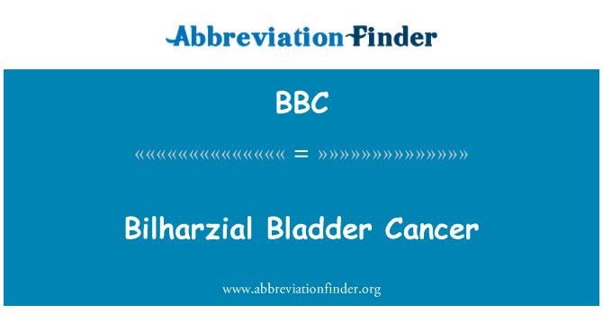BBC: Bilharzial Bladder Cancer
