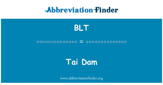 BLT: Tai Dam