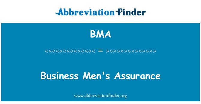 BMA: Business Men's Assurance