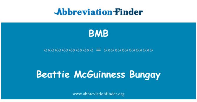 BMB: Beattie McGuinness Bungay