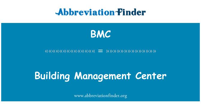 BMC: Building Management Center