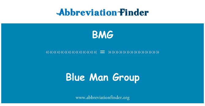 BMG: Blue Man Group