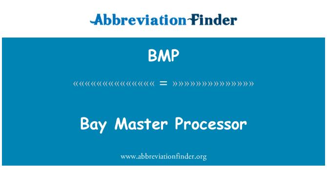 BMP: Bay Master Processor