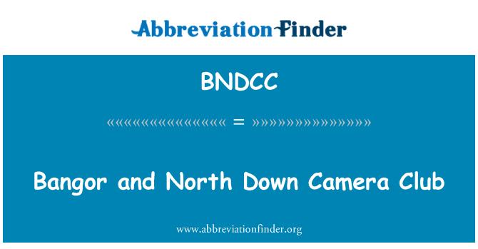 BNDCC: Bangor and North Down Camera Club