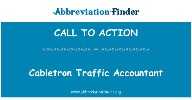 CALL TO ACTION: Cabletron eismo buhalteris