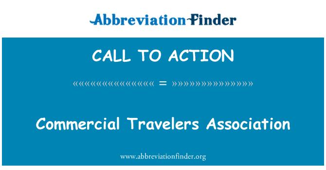 CALL TO ACTION: Komerciniai keliautojai asociacija