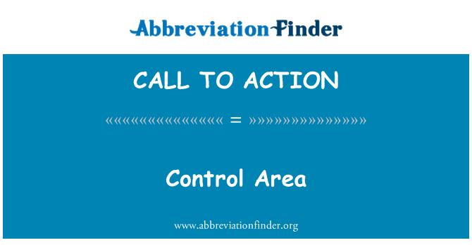 CALL TO ACTION: Valvonta-alueella
