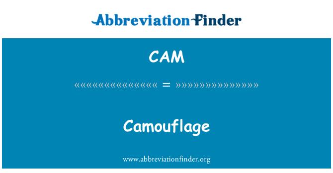 CAM: Camuflaje