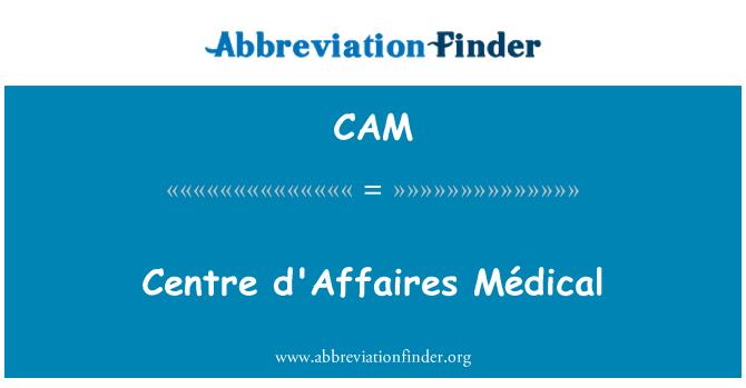 CAM: Centro de negocios Médical