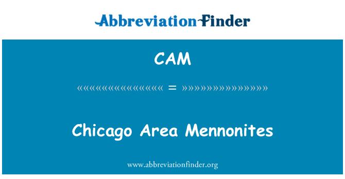 CAM: Chicago Area menonitas