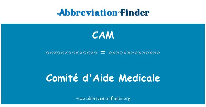 CAM: Comité Aide Medicale