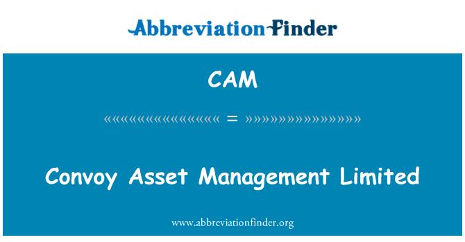 CAM: Convoy Asset Management Limited