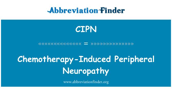 CIPN: Kemoterapi-berpunca dari alat mammografi