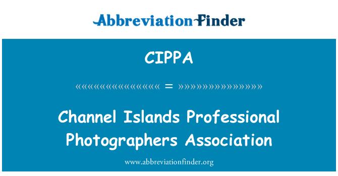 CIPPA: Channel Islands Professional Photographers Association