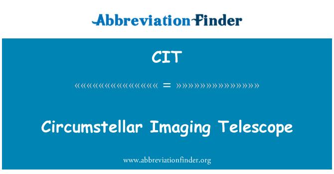 CIT: Circumstellar Imaging Telescope