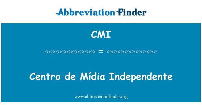 CMI: Centro de Mídia Independente