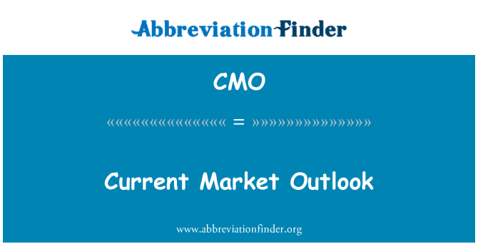 CMO: Current Market Outlook