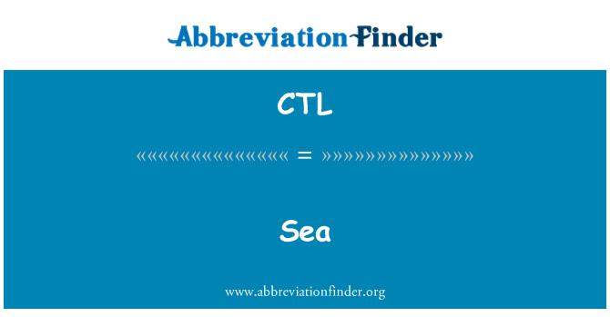 CTL: Laut