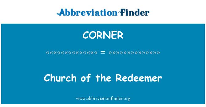 CORNER: Church of Penebus
