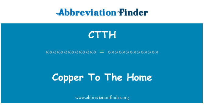 CTTH: Vask koju