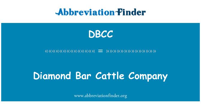 DBCC: Diamond Bar empresa ganadera