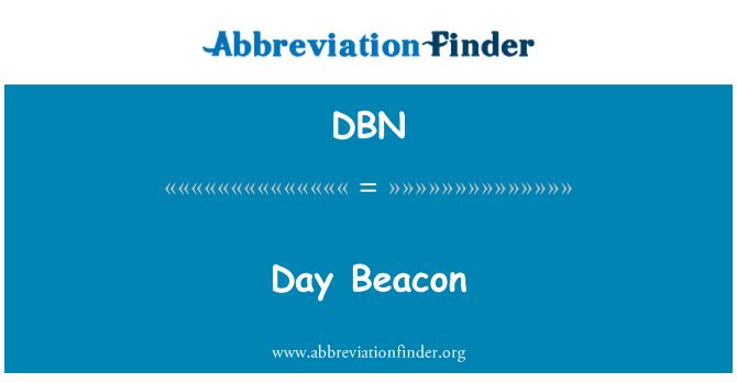 DBN: Day Beacon