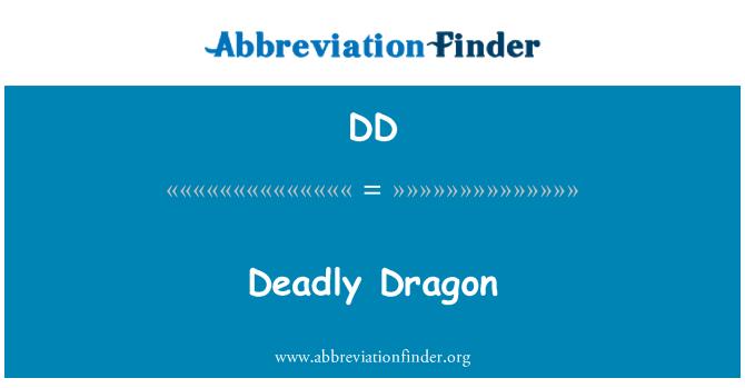 DD: Deadly Dragon