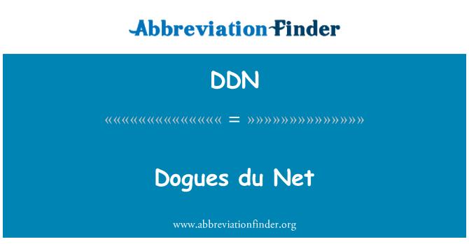 DDN: Dogues du Net