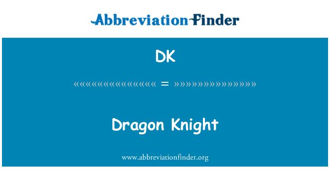 DK: Caballero del dragón