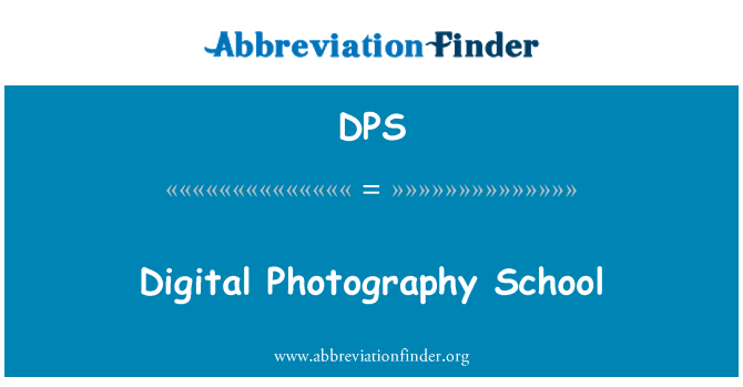 DPS: Digital Photography School
