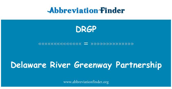 DRGP: Delaware River Greenway Partnership